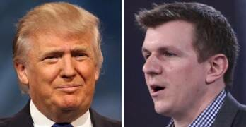 James O'Keefe Makes Stunning Admission About Disturbing Demand From Trump
