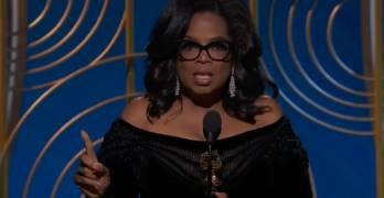Oprah Just Brought Down The House At Golden Globes With Speech Everyone Needs To Hear