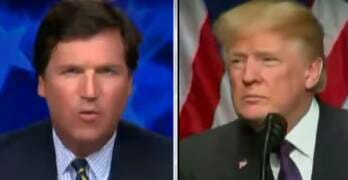 Fox News' Tucker Carlson Just Turned On Trump In A Way Nobody Saw Coming