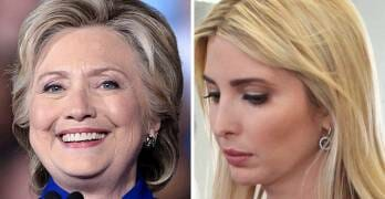 Hillary Was Asked About Ivanka Being President – Her Answer Couldn't Have Been More Perfect