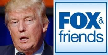 Trump Called 'Fox & Friends' Host For Advice On Massive Policy Issue: Report