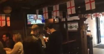 Watch: Conservative Darling Milo Spotted In NYC Bar – That's When The Crowd Lets Him Have It