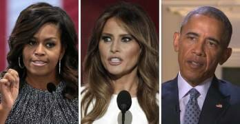 Melania Trump's 'Be Best' Initiative Just Plagiarized The Obamas… Again